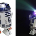 r2d2 projection unit