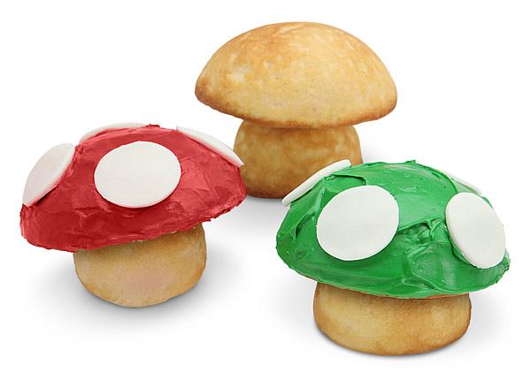 1-Up Mushroom Cupcake Pan