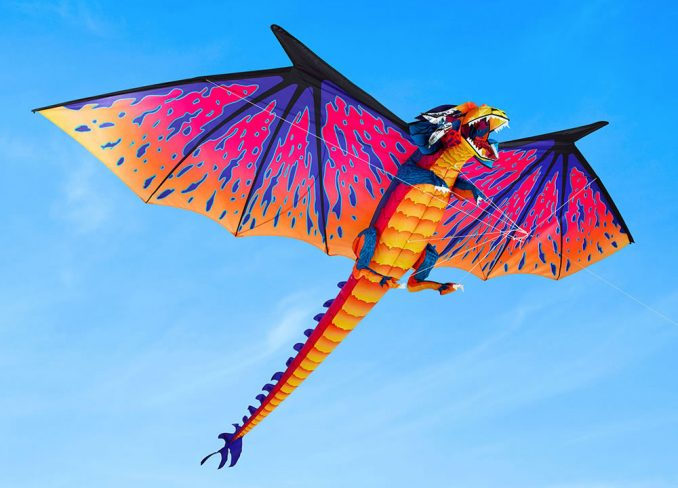 10 Foot Dragon Kite