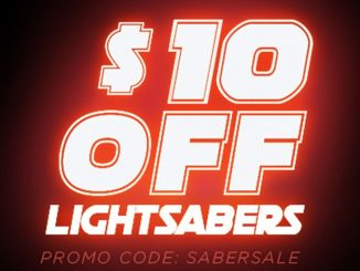 10 Off Lightsabers ThinkGeek Promo Code