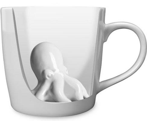 10 oz Octopus Mug