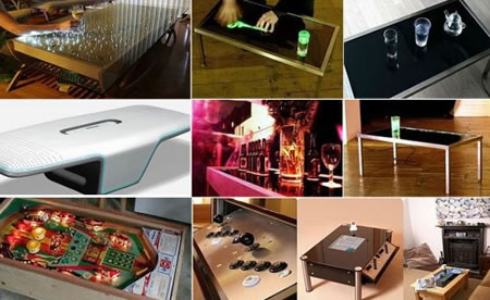 Top 10 High-Tech Tables