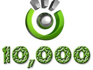 10,000 GeekAlerts Fans on Facebook
