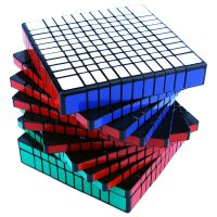 11 Sided Rubiks Cube