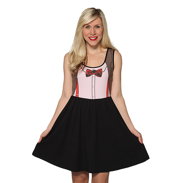 11th Doctor Costume A-line Dress