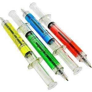 12 Syringe needle pens