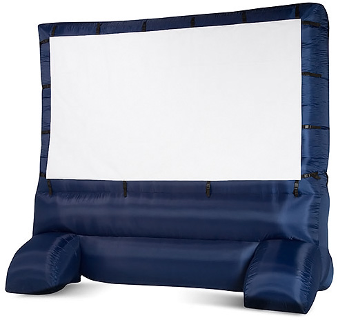 12 Foot Inflatable Outdoor Movie Screen