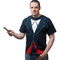 12th Doctor Costume Tee