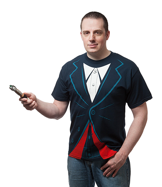 Doctor Who 12th Doctor Costume 12th Doctor Costume Tee