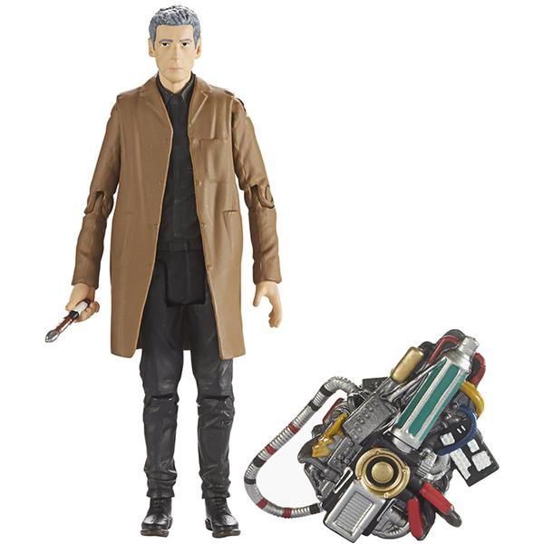 12th Doctor In Caretaker Outfit