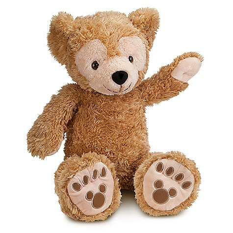 17 Inch Disney Duffy Teddy Bear