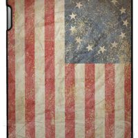 1776 US Flag iPad Case