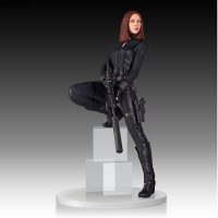 18 Inch Black Widow Statue