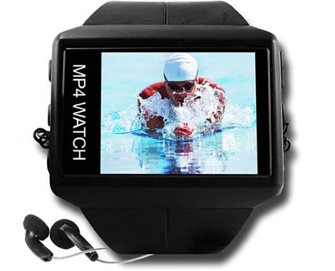 1.8-Inch Multimedia Watch