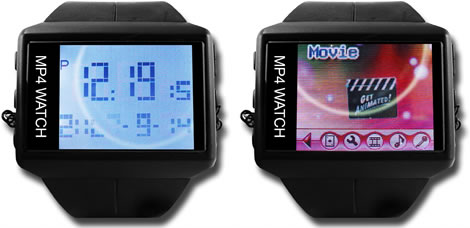 1.8-Inch Multimedia Watch