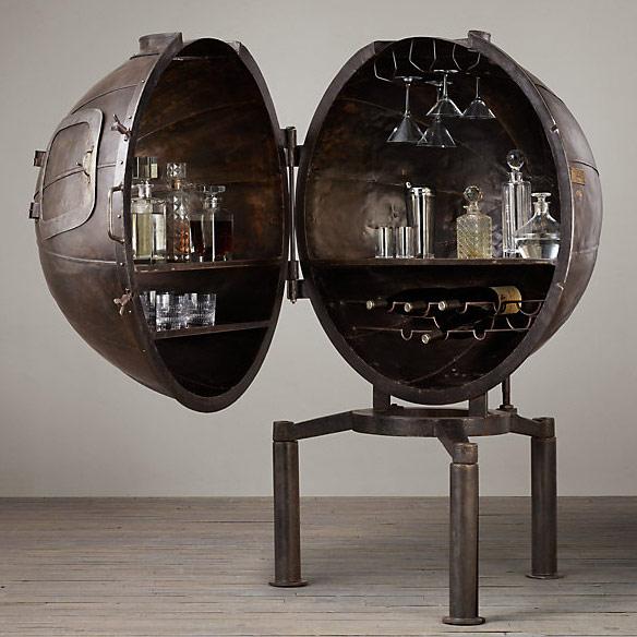1920s German Light Bulb Voltage Tester Bar