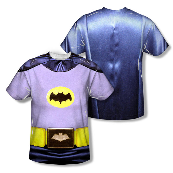 1966 Batman Costume Shirt