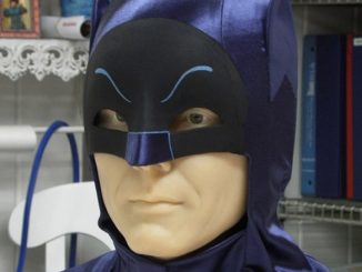 1966 Batman Cowl