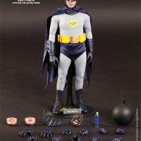 1966 Batman Sixth-Scale Figure Accessories