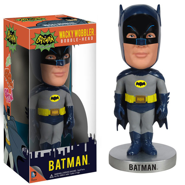 1966 Batman Wacky Wobbler