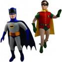 1966 Batman and Robin Talking Figures