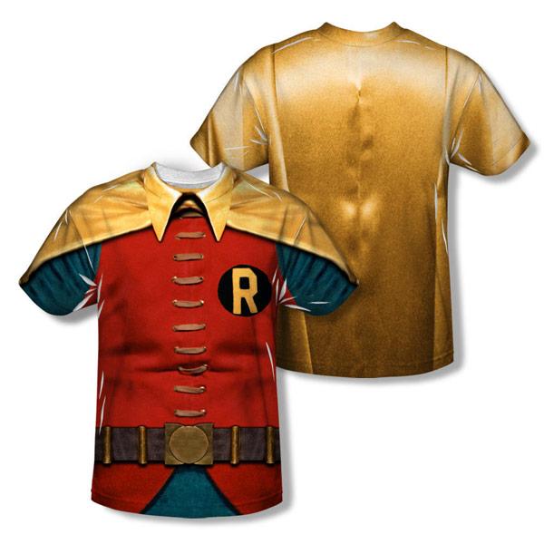 1966 Robin Costume Shirt