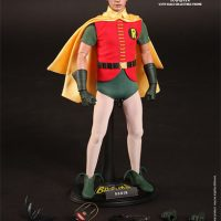 1966 Robin Sixth-Scale Figure Accessories