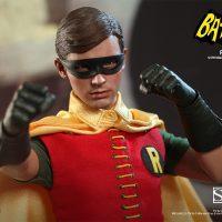 1966 Robin Sixth-Scale Figure Close-Up
