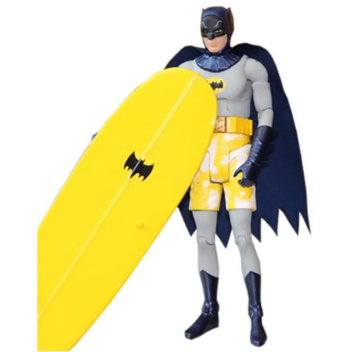 1966 TV Surfs Up Batman Action Figure