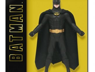 1989 Batman Bendable Action Figure