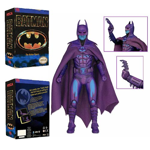 1989 Video Game Batman 7-Inch Action Figure