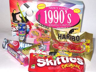 1990s Nostalgic Candy Mix