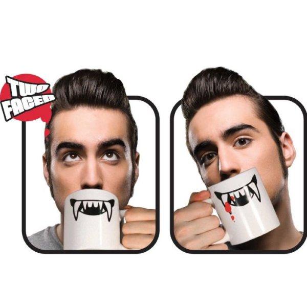 2 Faced Vampire Mug