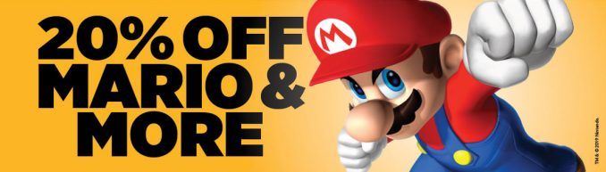 20% Off Nintendo Merchandise at ThinkGeek