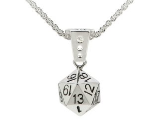 20-Sided Dice Necklace