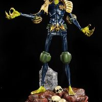 2000 AD Judge Death Statue Front
