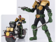2000 AD Judge Dredd 1 12 Scale Action Figure