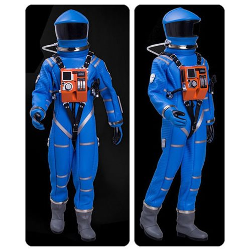 2001 A Space Odyssey Blue Discovery Astronaut 1 6 Scale Space Suit