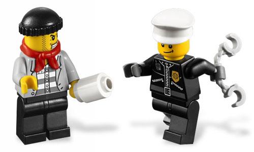 2011 LEGO City Advent Calendar 7553