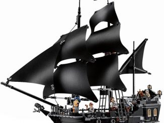 2011 LEGO Pirates of the Caribbean Black Pearl #4184