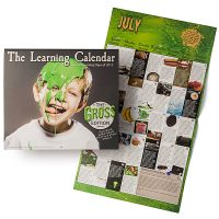 2013 Learning Calendar of Gross Scientific Things