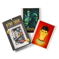 2017 Star Trek Poster Calendar