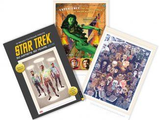 2018 Star Trek Posters Wall Calendar