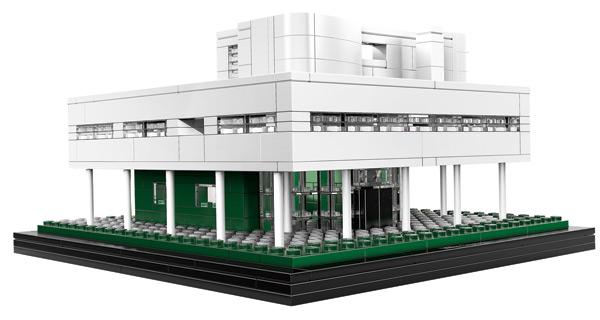 21014 LEGO-Architecture-Villa-Savoye
