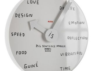 24 Hour Clock Sentence Maker