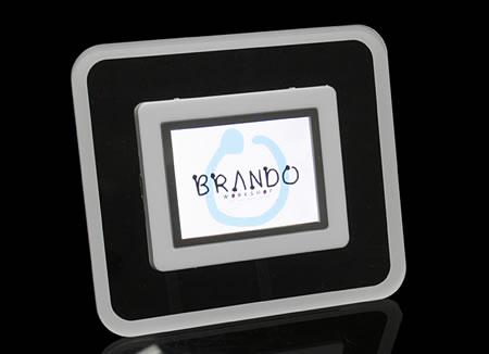 2.4-inch Portable Digital Photo Frame
