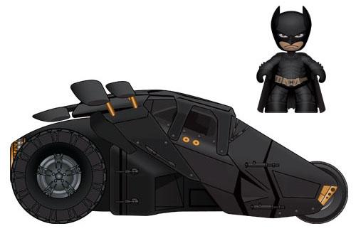 2in Batman with Tumbler