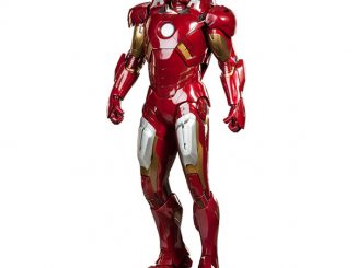 3-Foot-Tall Iron Man Mark VII Legendary Scale Figure
