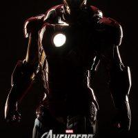 3-Foot-Tall Iron Man Mark VII Legendary Scale Figure Light-Up Features