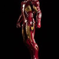 3-Foot-Tall Iron Man Mark VII Legendary Scale Figure Side View